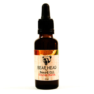 Citrus Burst Beard Oil - 30ml