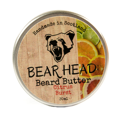 Citrus Burst Beard Butter - 30ml