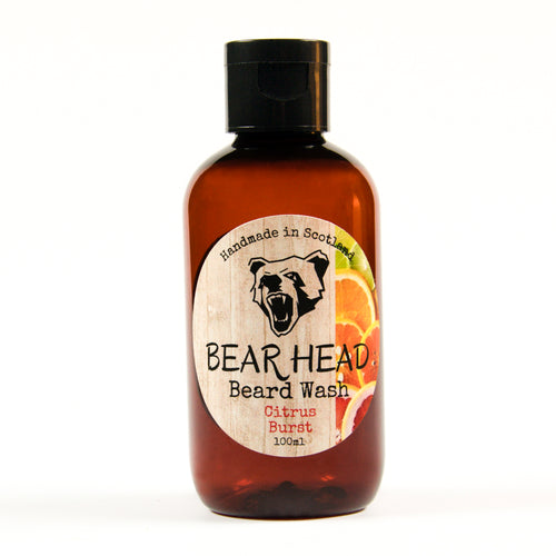 Citrus Burst Beard Wash - 100ml