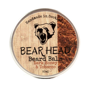 Dark Honey & Tobacco Beard Balm - 50ml