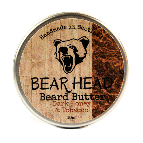 Dark Honey & Tobacco Beard Butter - 30ml