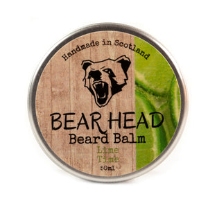 Lime Time Beard Balm - 50ml