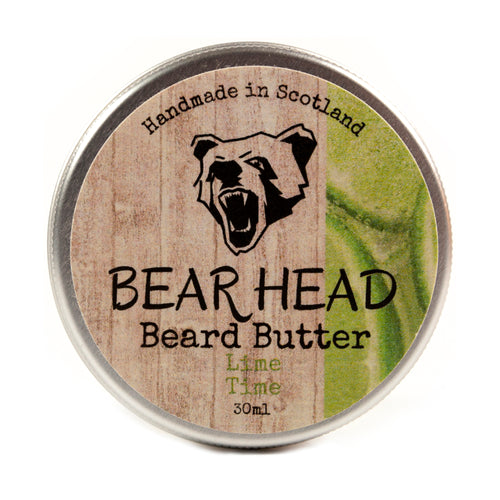 Lime Time Beard Butter - 30ml