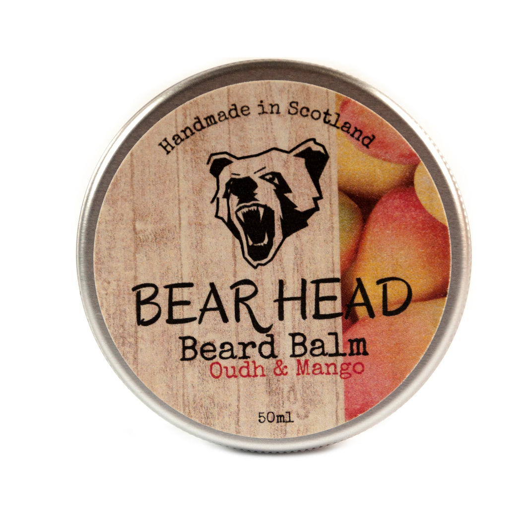 Oudh & Mango Beard Balm - 50ml