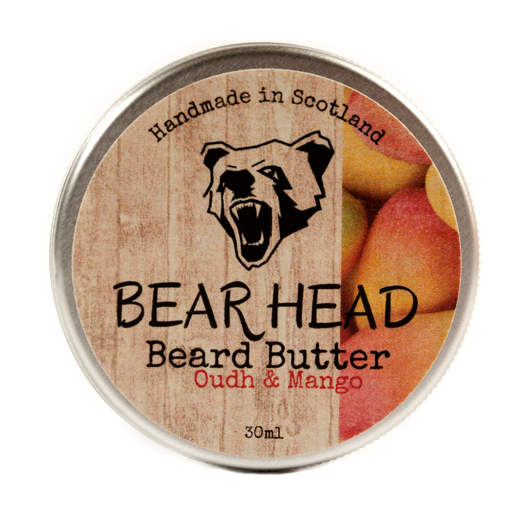 Oudh & Mango Beard Butter - 30ml