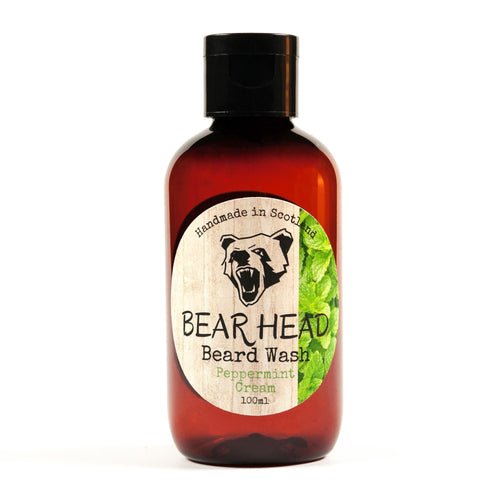 Peppermint Cream Beard Wash - 100ml