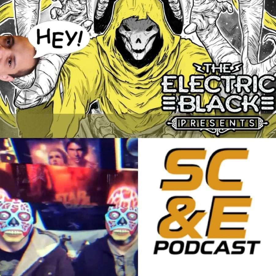 Scout Comics & Entertainment Podcast Episode 10 is NOW AVAILABLE!