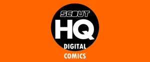 SCOUT DIGITAL COMICS ARE NOW AVAILABLE!