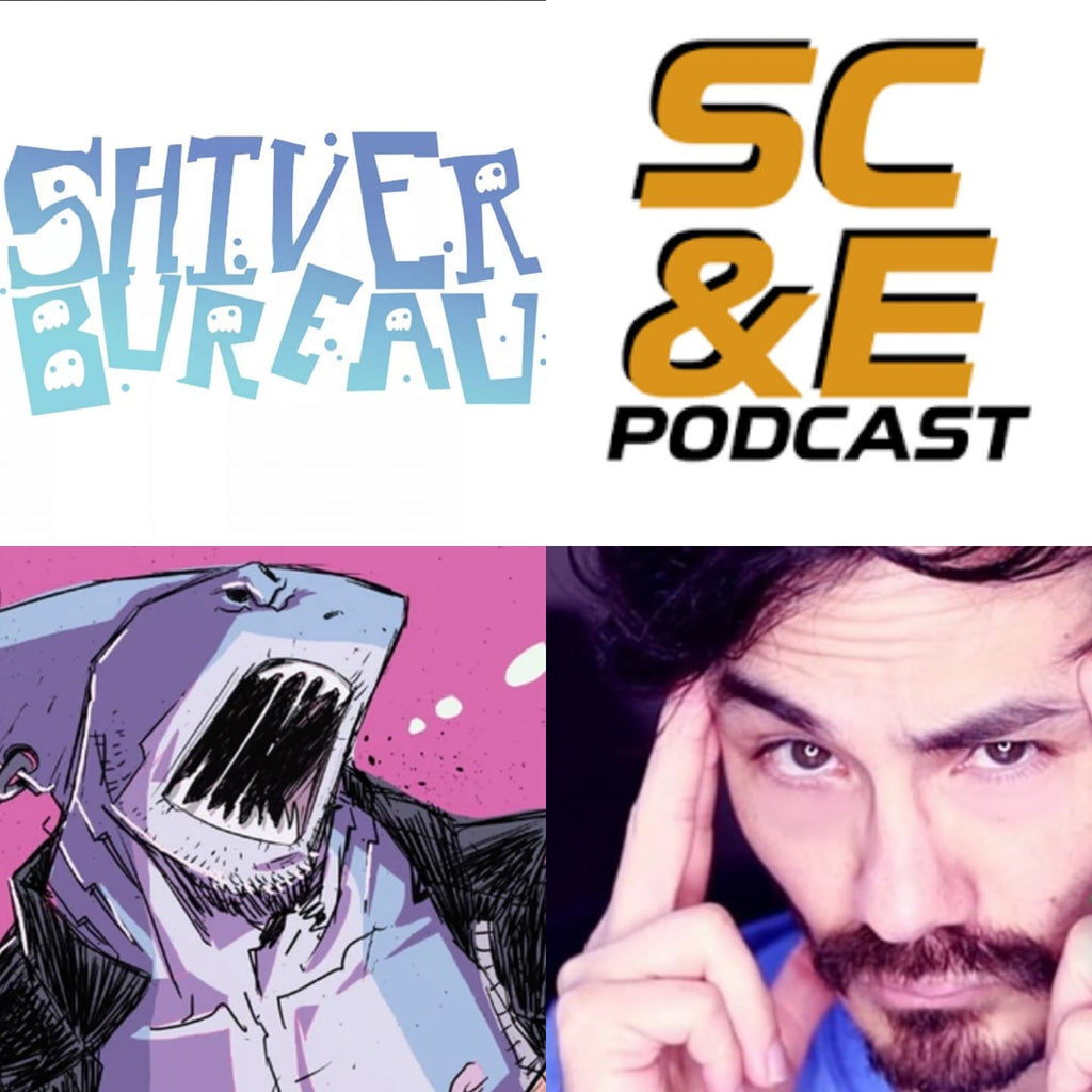 Scout Comics & Entertainment Podcast Episode 8 Is Now Available