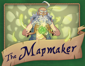 THE MAPMAKER Is Set To Launch This February From Scout Comics Imprint SCOOT!