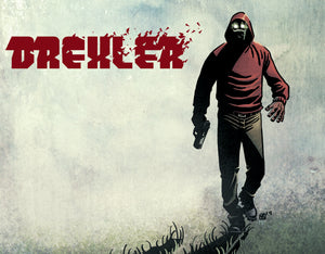 Introducing DREXLER, The New Thriller From Scout Comics!