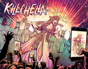 Scout Comics Proudly Presents The New Horror Series KILLCHELLA!