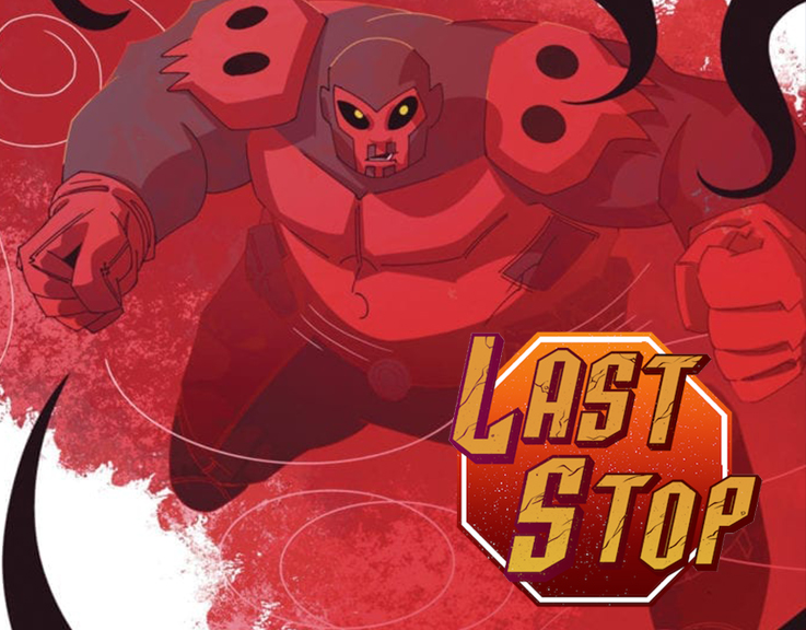 Scout Comics' LAST STOP Is Now In Development with Sean Robins (SR-48, OPEN ROAD)