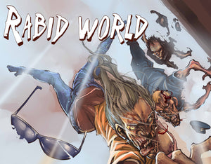 New Horror Series RABID WORLD Is Coming Soon From Scout Comics!