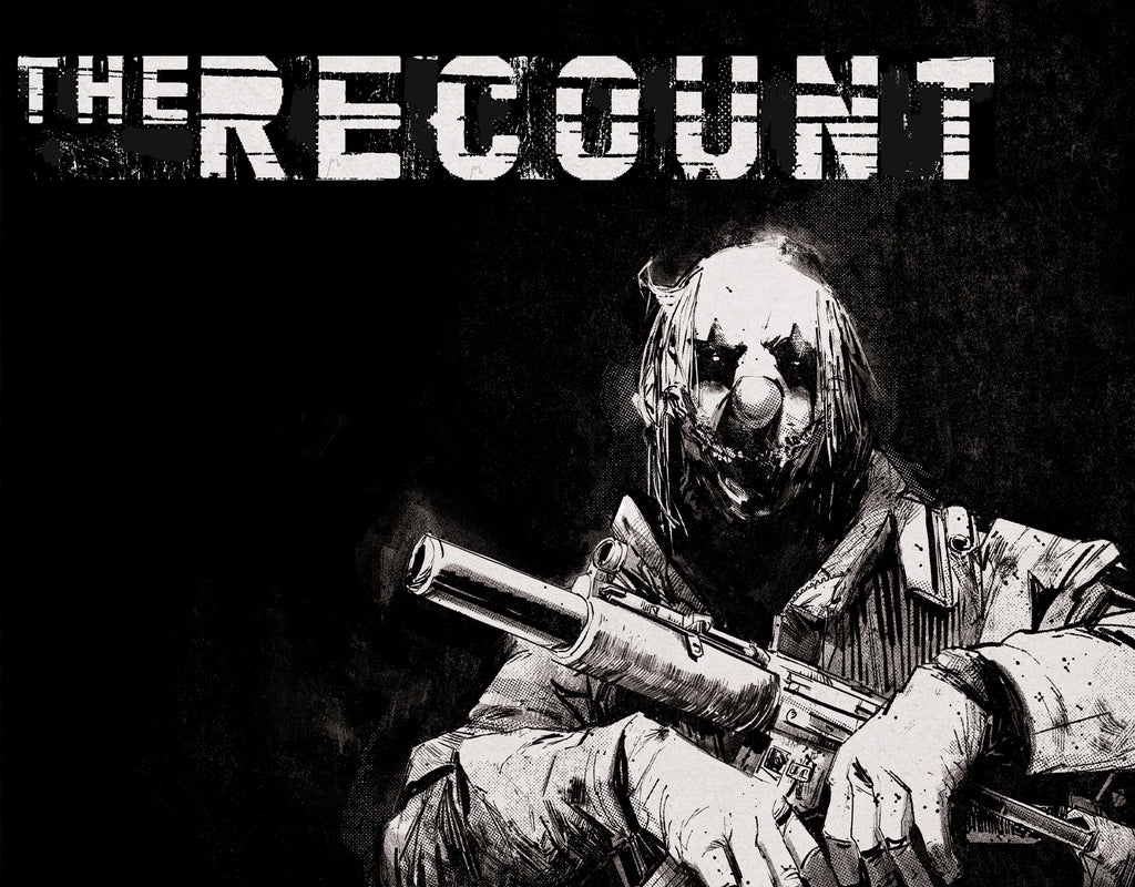 THE RECOUNT Is Coming This Fall From SCOUT COMICS!