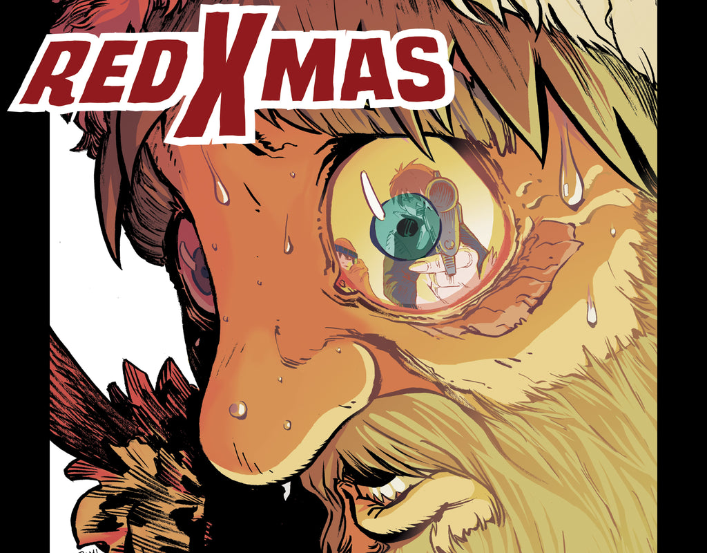 RED XMAS Hits Comic Stores This December By SCOUT COMICS