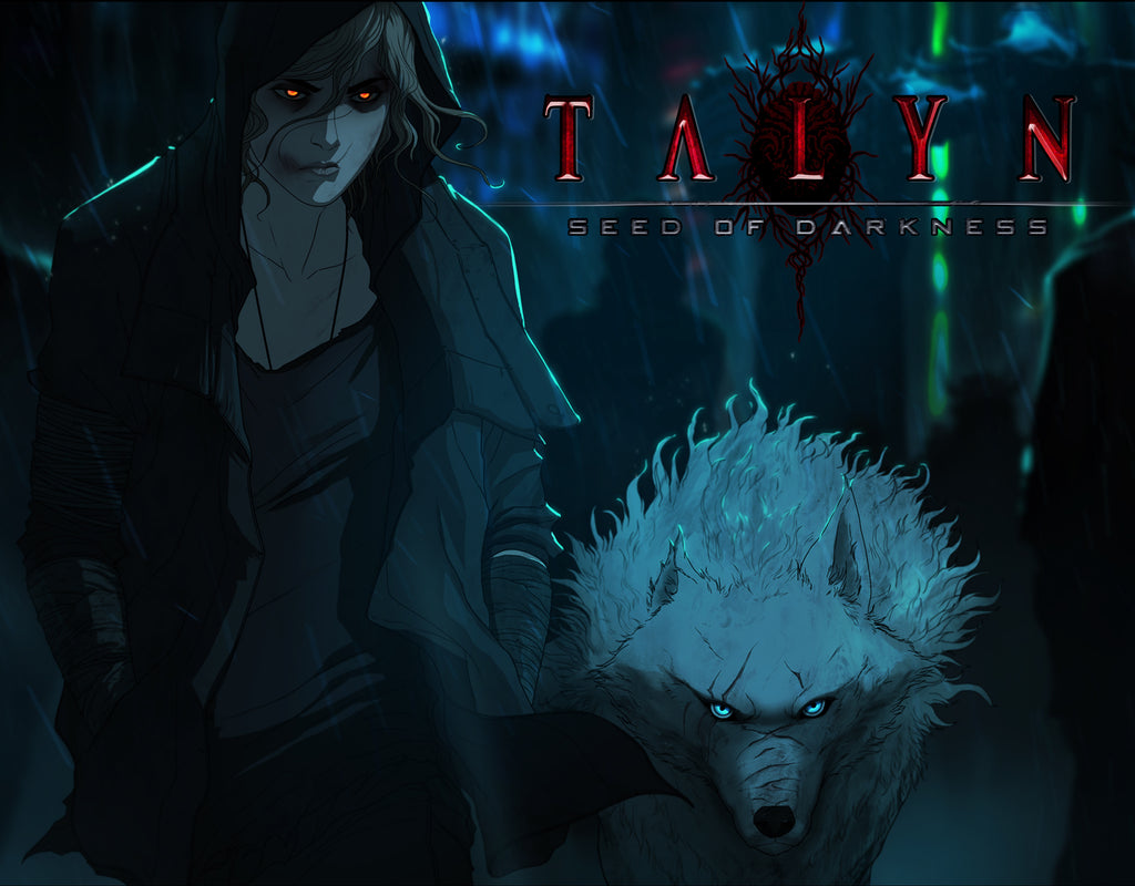 Scout Proudly Presents the Epic Upcoming Series TALYN: SEED OF DARKNESS