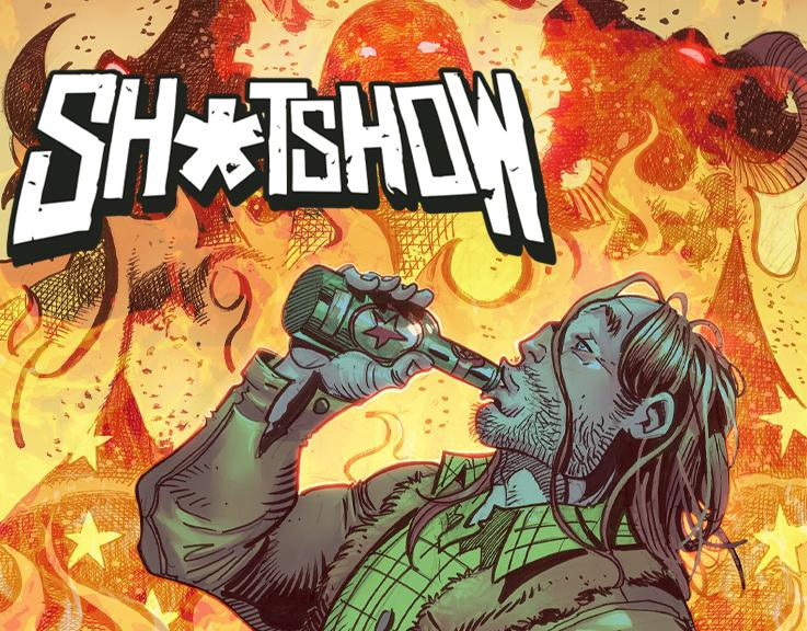 SH*TSHOW Is Coming Soon From SCOUT COMICS!