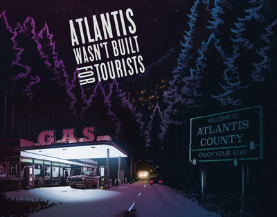 ATLANTIS WASN'T BUILT FOR TOURISTS