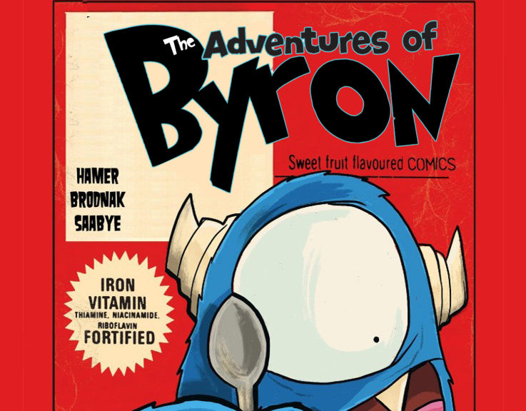 ADVENTURES OF BYRON