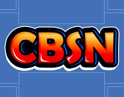 CBSN - VARIANT COVERS
