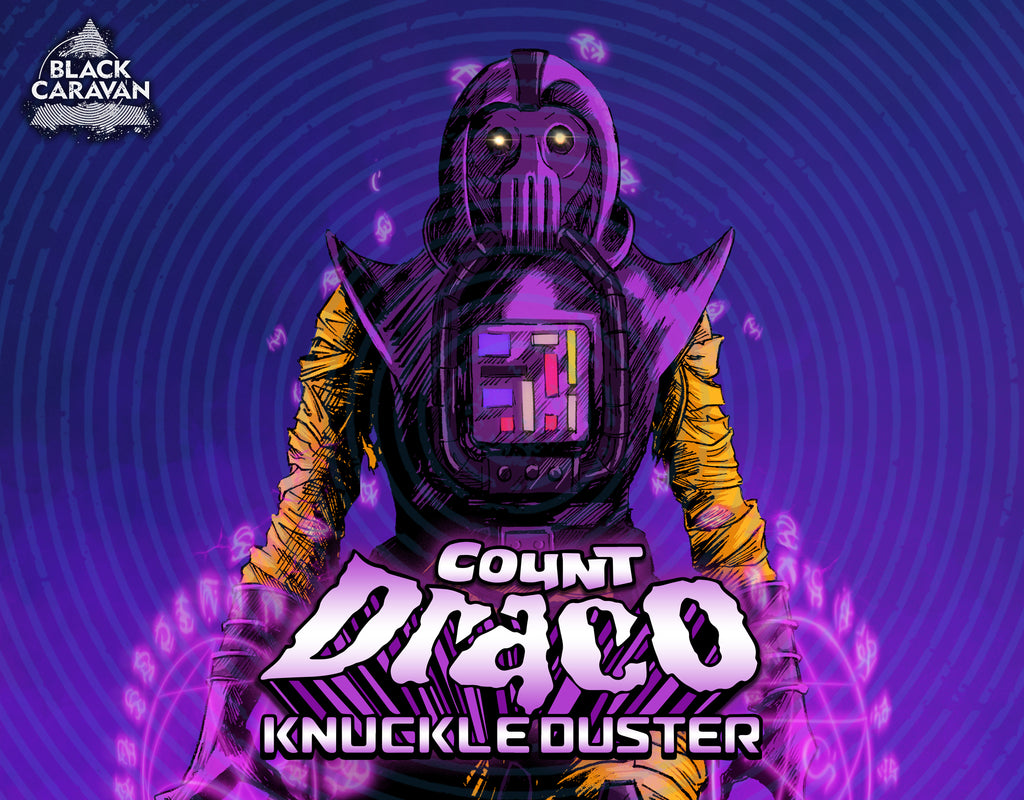 COUNT DRACO KNUCKLEDUSTER