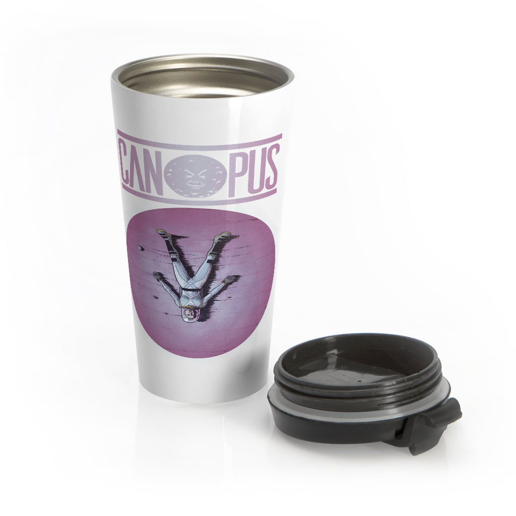 Canopus (Issue 1 Cover) - Stainless Steel Travel Mug