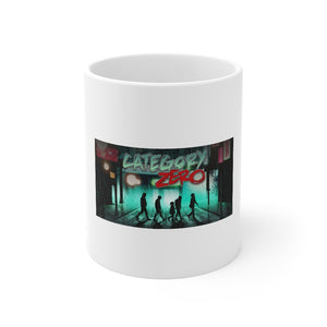 Category Zero (Group Design) - 11oz Coffee Mug