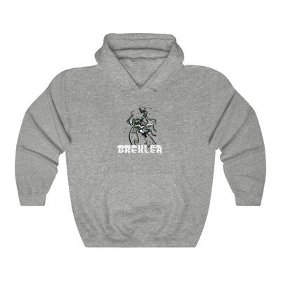 Drexler (Monster Design) - Heavy Blend™ Hooded Sweatshirt
