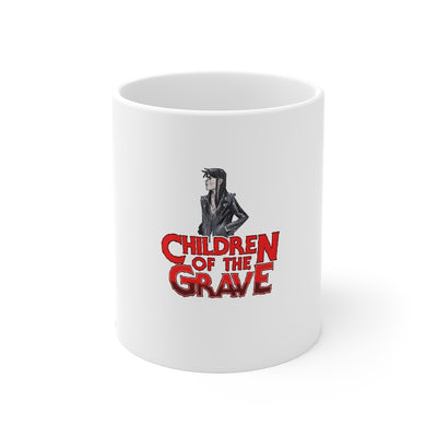 Children Of The Grave (Female Design) - 11oz Coffee Mug