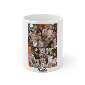 Scout Comics (Group Design) - 11oz Coffee Mug