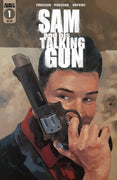 Sam And His Talking Gun #1 - Webstore Exclusive Cover