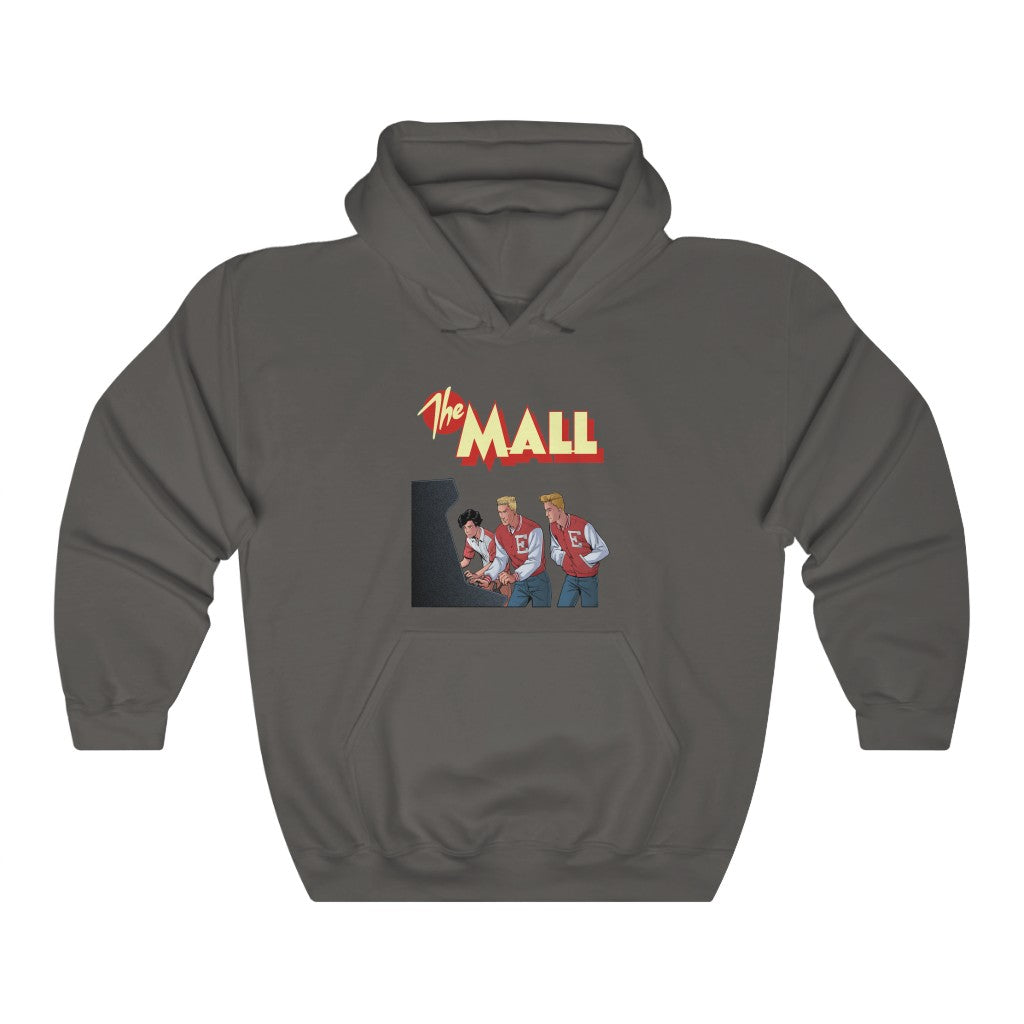 The Mall (Arcade Design) - Heavy Blend™ Hooded Sweatshirt