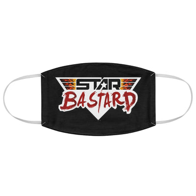 Star Bastard (Logo) - Fabric Face Mask