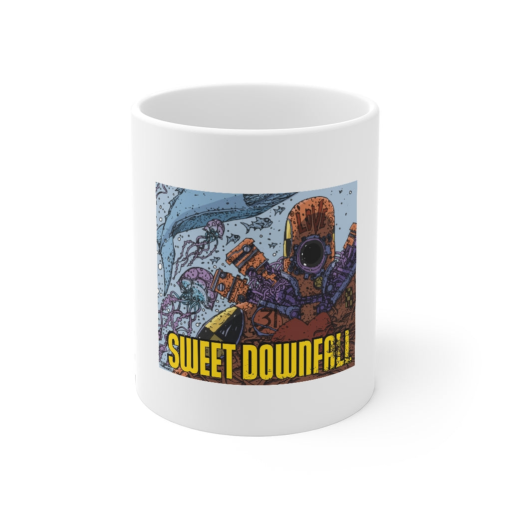 Sweetdownfall (Issue #1 Cover) - 11oz Coffee Mug