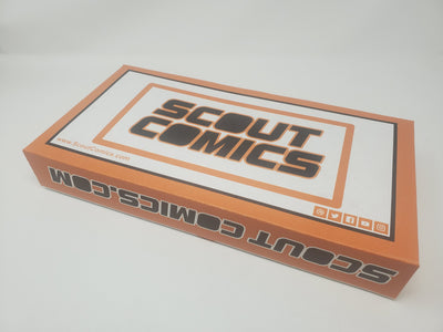 SCOUT COMICS - MONTHLY SUBSCRIPTION BOX
