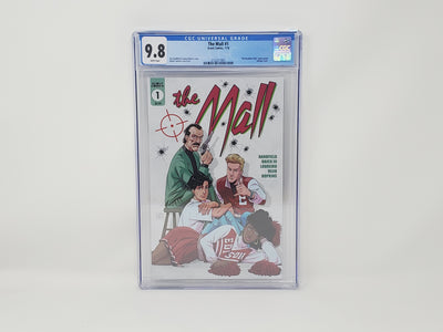 CGC Graded - The Mall #1 - 9.8