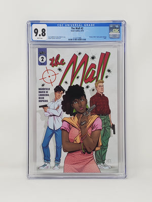 CGC Graded - The Mall #2  - 9.8