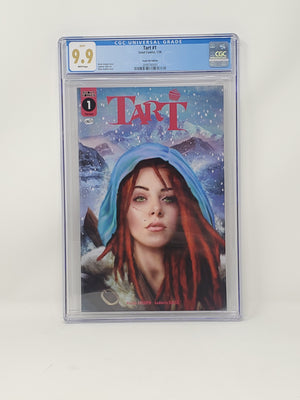 CGC Graded - Tart #1 - Webstore Exclusive - 9.9
