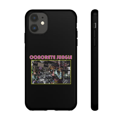 Concrete Jungle (Design One) - Tough Phone Cases (iPhone & Android)