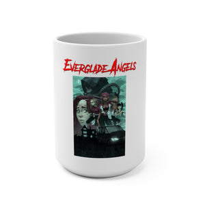 Everglade Angels (Issue One Design) - White Coffee Mug 15oz