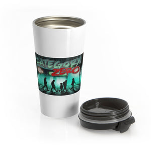Category Zero (Group Design) - Stainless Steel Travel Mug