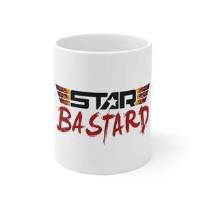Star Bastard (Logo Design) - 11oz Coffee Mug