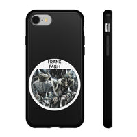 Frank At Home On The Farm (Design One) - Tough Phone Cases (iPhone & Android)