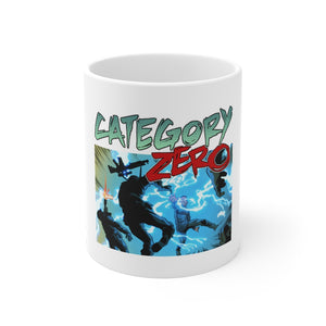Copy of Category Zero (Teddy Bear Design) - 11oz Coffee Mug