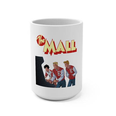 The Mall (Arcade Design) -  White Mug 15oz