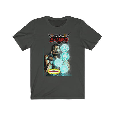 Star Bastard (New Mutants Design)  - Unisex Jersey T-Shirt