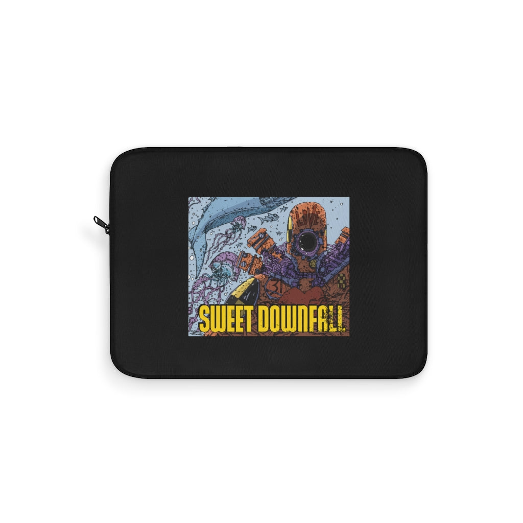 Sweetdownfall (Issue #1 Cover) - Laptop Sleeve