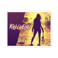 Killchella (Design Two) - Kiss-Cut Stickers
