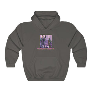 Concrete Jungle (Issue One Design) - Heavy Blend™ Hooded Sweatshirt